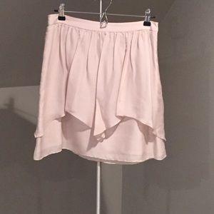 Banana Republic Blush Skirt