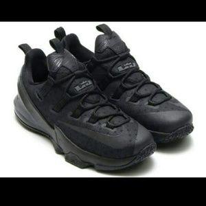 New Nike Lebron 13 low top