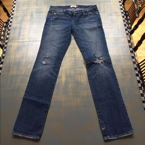 Abercrombie & Fitch size 4r jeans