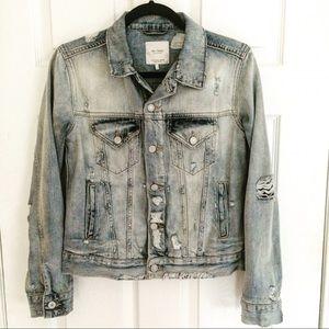 Zara Jackets & Blazers - Zara Denim Jacket