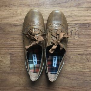 Not Rated Shoes - Women's Oxford Flats