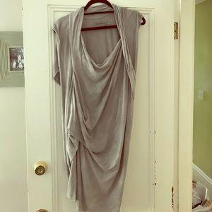 Beautifully draped All Saints tunic!!!!