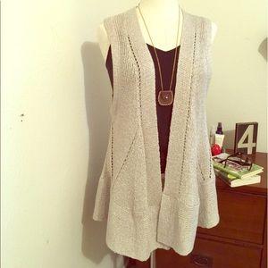 ⚡️FLASH SALE Anthro Sweater Vest