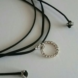 """Poetry in Motion Jewelry - 63"""" inches long Wrap Choker"""