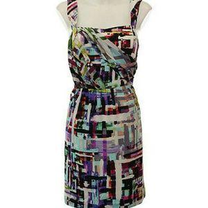 Ali Ro Dresses & Skirts - Ali Ro Multicolored Cocktail Dress