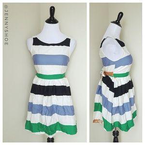 Heritage Dresses & Skirts - {heritage} striped low back dress