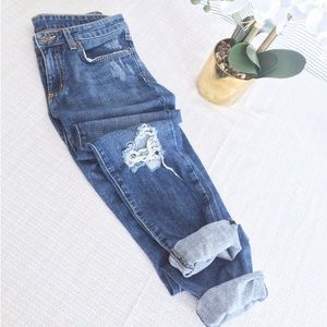 Carmar Denim - Carmar relaxed straight boyfriend jeans