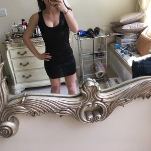Salvage Dresses & Skirts - Salvage Sequin Black Dress