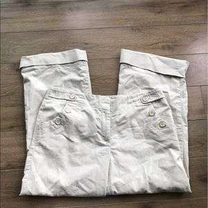 Ann taylor signature fit lower on Waist 10 pants
