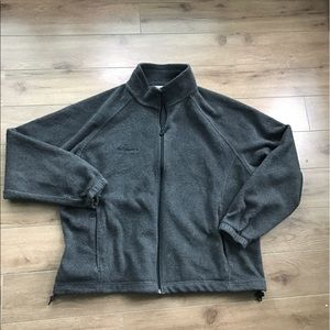 Columbia Jackets & Blazers - Columbia full zip front fleece athletic jacket 2x