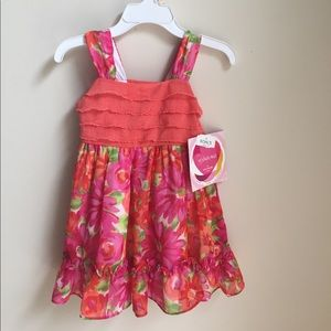 Youngland Other - Younglad baby floral dress