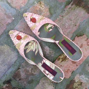 Kenzo Shoes - Vintage Kenzo heels