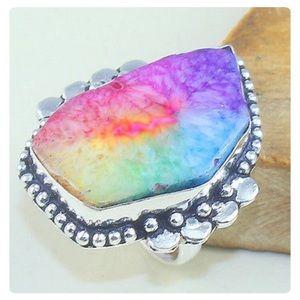 Jewelry - Solar Quartz Ring
