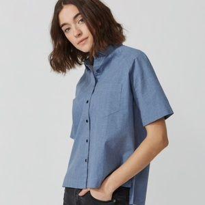 Frank & Oak Tops - Frank & Oak Oxford button up shirt
