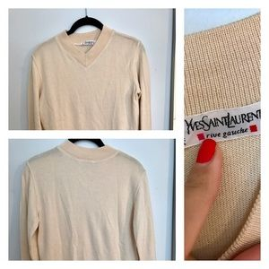 Authentic very good quality YSL sweater