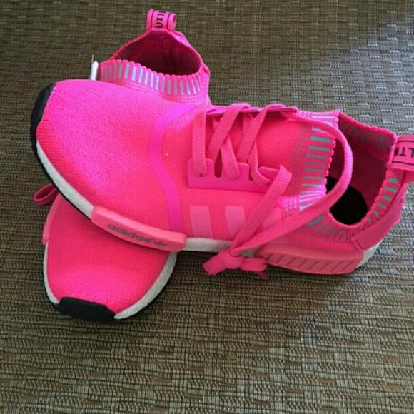 hot pink adidas shoes womens \u003e Factory