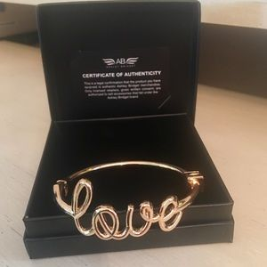 Ashley Bridget Jewelry - Ashley Bridget love bangle bracelet
