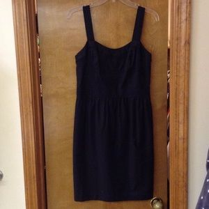 Perfect little black dress, Loft size 4, NWT