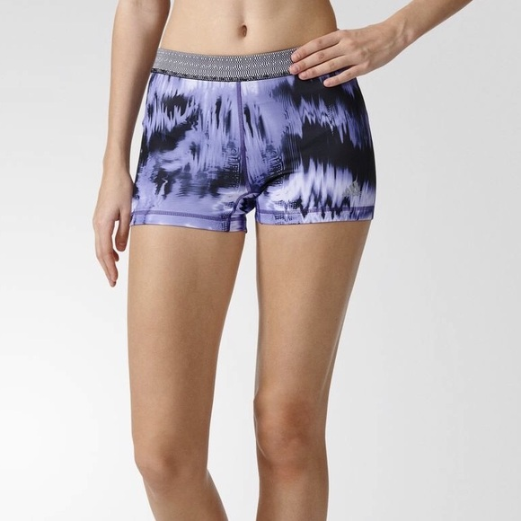 ba2532f114a99 Adidas Shorts   Womens Techfit 3inch Short Tights   Poshmark