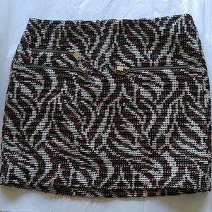 Zara wool pencil skirt