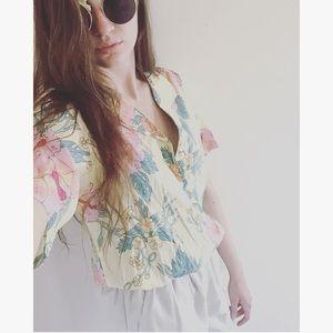 NWT OP Hawaiian shirt