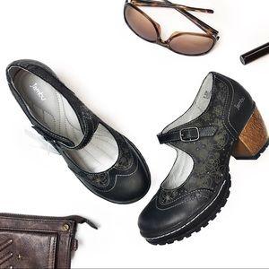Jambu Shoes - Jambu Sorbet Mary Jane Oxfords