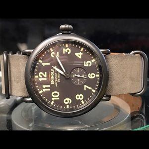 Shinola Other - Shinola Detroit stainless steel quartz men's watch
