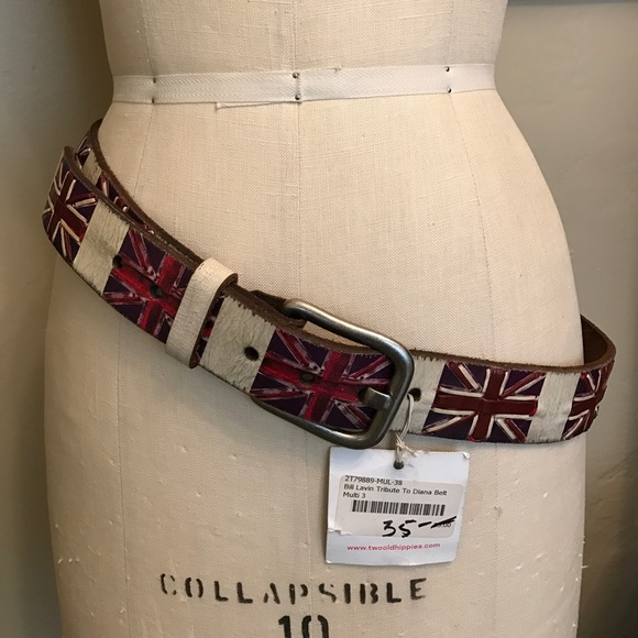 9410c0513a New Bill Lavin Tribute to Diana Belt. Size 38. NWT