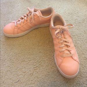 adidas Shoes - Baby pink adidas NEO