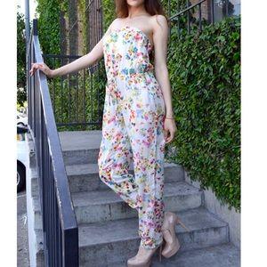 Pants - Floral Jumper
