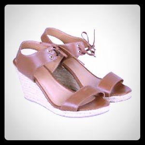 Sebago Shoes - Sebago Espadrille Wedges