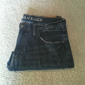 American Eagle Outfitters Other - AMERICAN EAGLE Mens Straight Jeans 34x34