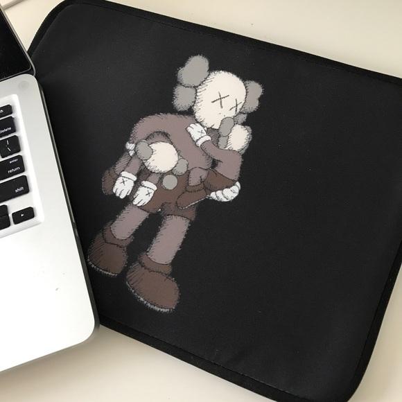 kaws macbook