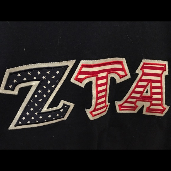 Zeta Tau Alpha Sweaters 109