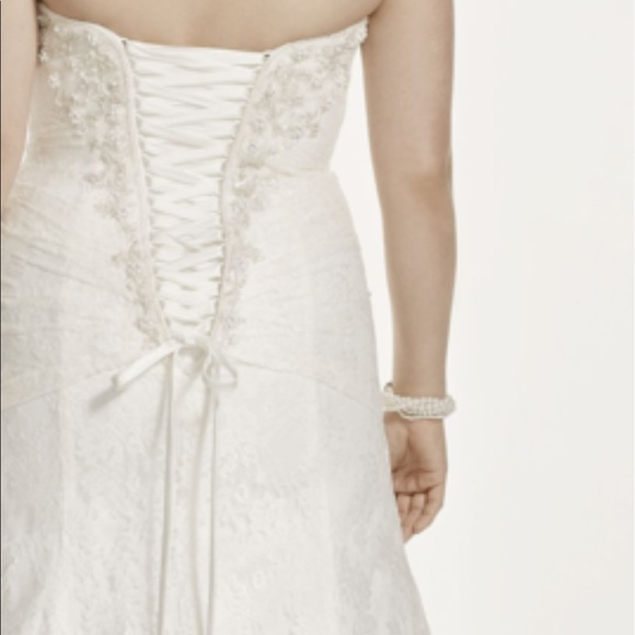 David S Bridal Plus Size Wedding Gowns: 42% Off David's Bridal Dresses & Skirts