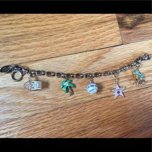 Juicy Couture Hollywood Charm Bracelet