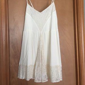 entro Dresses & Skirts - Cream Dress