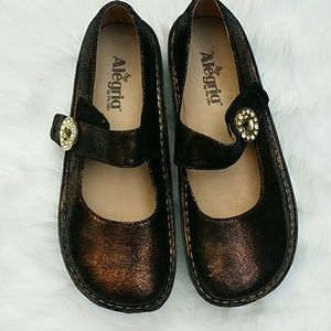 Alegria Mary Jane shoes   (39)
