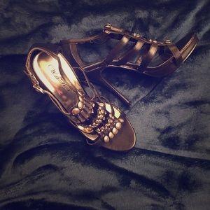 Selling these black heels