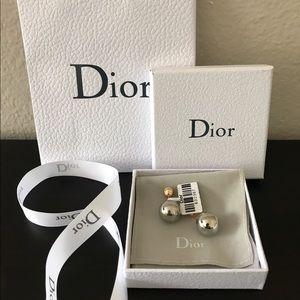 NWT Dior Tribal Earrings