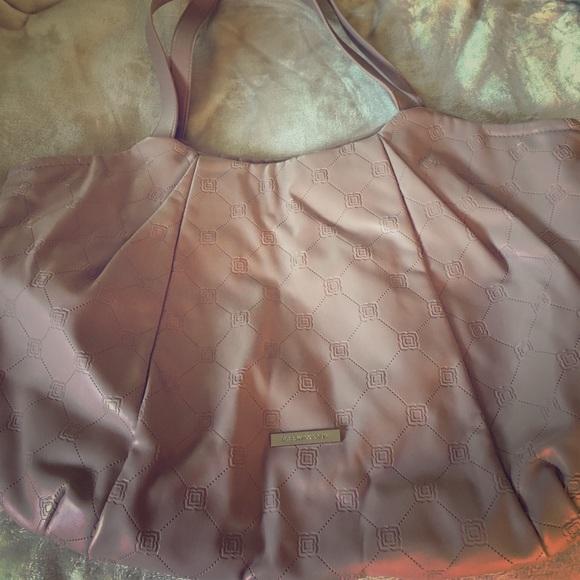 BCBGMaxAzria Handbags - Pale pink tote