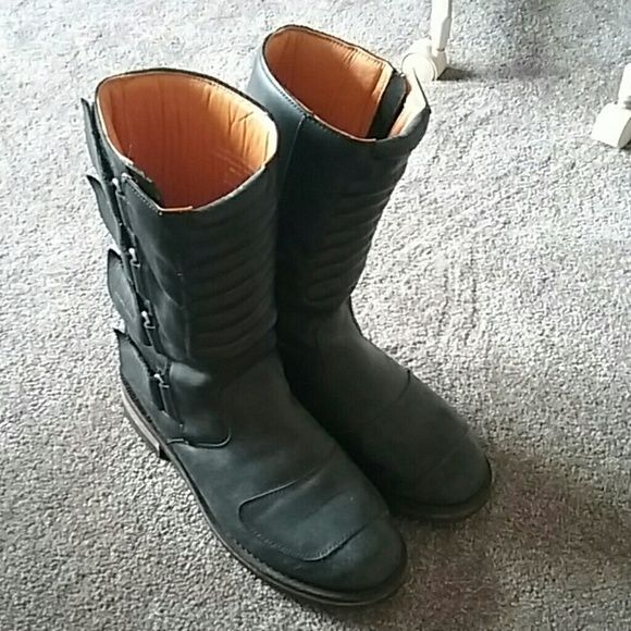 GuideGear Motorcycle Boots