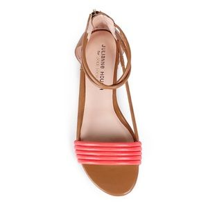 Sole Society Shoes - Multicolor Strappy Sandal