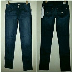 Hudson Jeans Denim - Hudson Collin Skinny Jeans HUNN 26