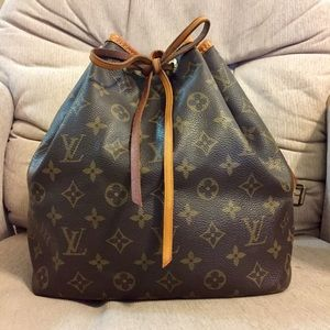 Louis Vuitton Handbags - Louis Vuitton Petit Noe
