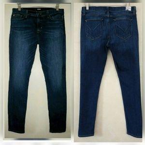 Hudson Jeans Denim - Hudson Nico Midrise Skinny Ankle Jean in Gratitude