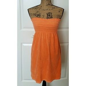 Juicy Couture Dresses & Skirts - JUICY COUTURE Strapless Casual Dress Medium