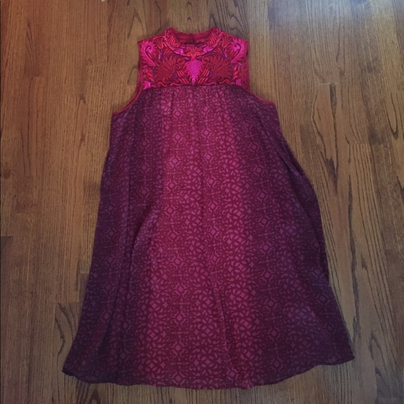 7475f7959913f Anthropologie Dresses & Skirts - Anthropologie Amara Swing Dress