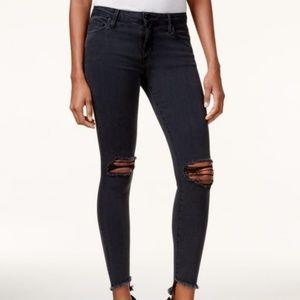 Joe's Jeans Denim - Joe's Skinny Ankle Gray Jeans Brie