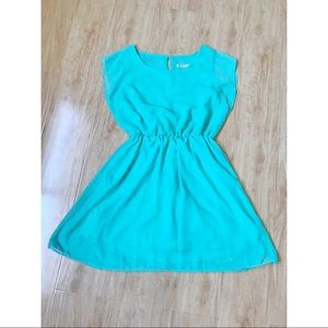 Body Central Dresses & Skirts - Body Central Teal Dress